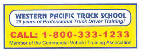 California Truck Driving School And Cdl Training Trucking Schools In